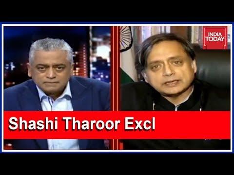 Rajdeep Sardesai Speaks To Shashi Tharoor On His 'Chaiwala Modi' Jibe | News Today