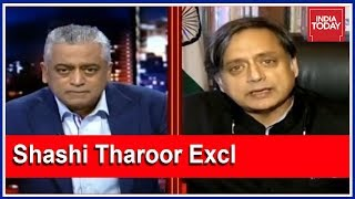 Rajdeep Sardesai Speaks To Shashi Tharoor On His 'Chaiwala Modi' Jibe | News Today
