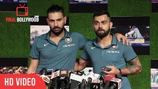 Virat Kohli and Yuvraj Singh Review on Sachin A Billion Dreams | Sachin Tendulkar