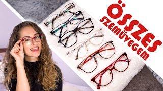 Férfi látványtervező szemüveg