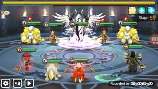 summoners war toa hard 60 artamiel summoners war