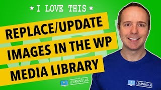 How To Replace An Image In WordPress Media Library