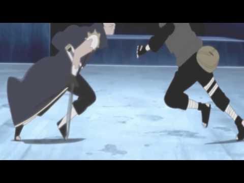 Kakashi VS Obito AMV   Courtesy Call