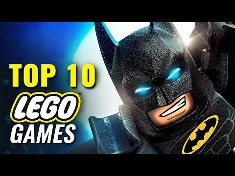 Top 10 Best LEGO Games of 2010  - 2018
