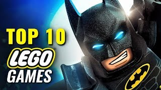 Top 10 Best Lego Games Of 2010  - 2018