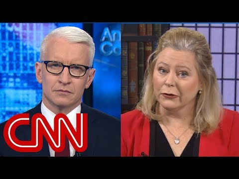 Anderson Cooper grills Roy Moore's spokeswoman