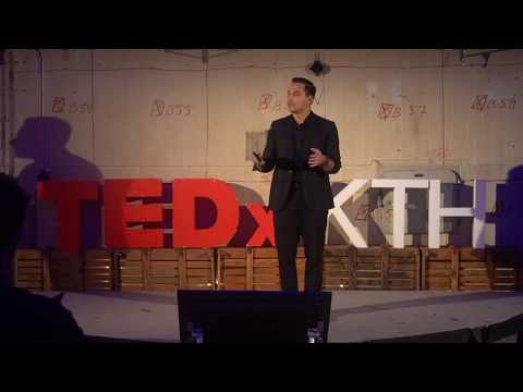 The Gig Revolution | Andreas Hatzigeorgiou | TEDxKTH