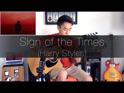 Harry Styles Sign of the Times FREE TABS - Rodrigo Yukio Fingerstyle Guitar Cover