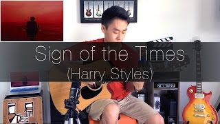 Baixar (Harry Styles) Sign of the Times - Rodrigo Yukio (Fingerstyle Guitar Cover)(With Tabs)