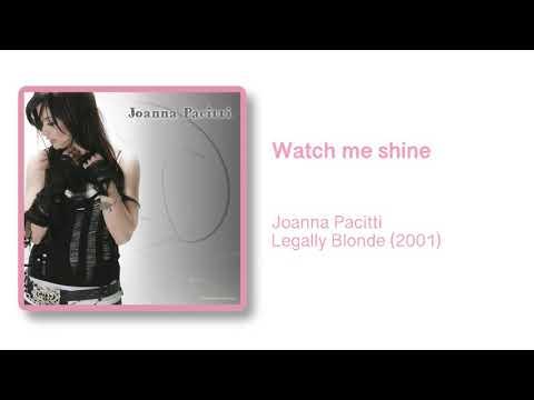 Watch Me Shine by Joanna Pacitti