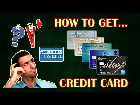 How To Get A AMEX Credit Card/ কিভাবে একটি আমেরিকান এক্সপ্রেস ক্রেডিট কার্ড পাব..?