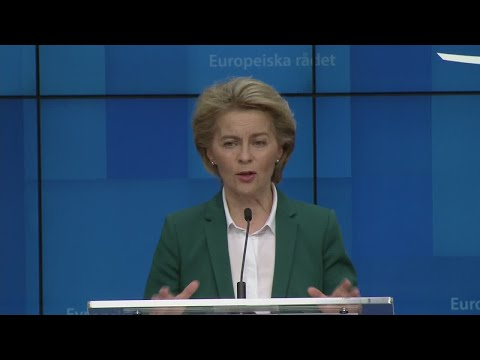 Ursula von der Leyen proposes to introduce a temporary restriction on non essential travel to the EU