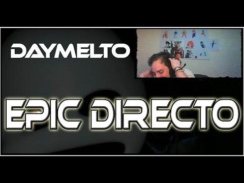 EPIC DIRECTO Daymelto  Clash Royale, Geometry Dash, Little Big PLanet y Karaoke