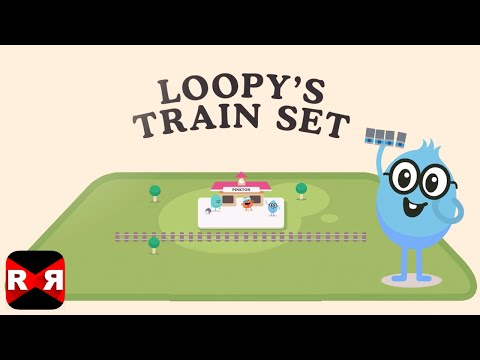 Loopy's Train Set (By Metro Trains Melbourne) - iOS / Android - Gameplay Video