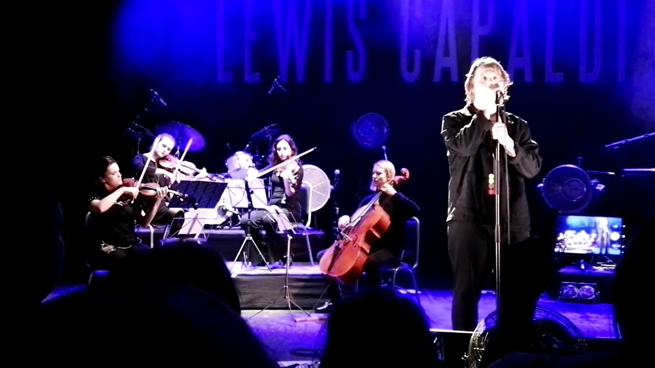 Lewis Capaldi - Someone You Loved (with strings) // Live at O2 Shepherds Bush Empire London image