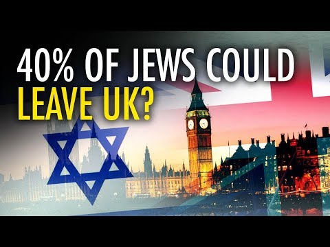 40% of British Jews could leave UK under Corbyn | Jack Buckby