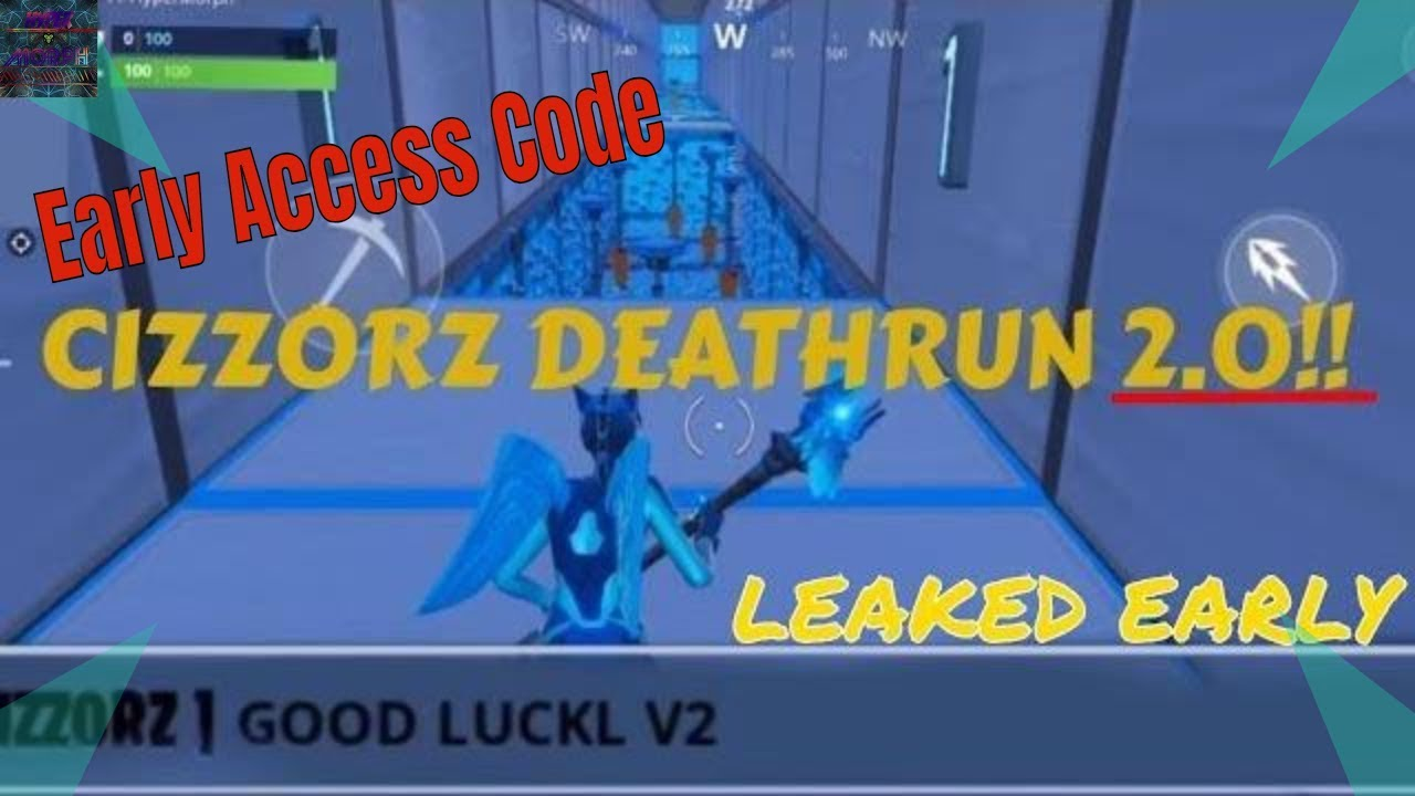 Cizzorz Deathrun 2 0 Code Included Youtube