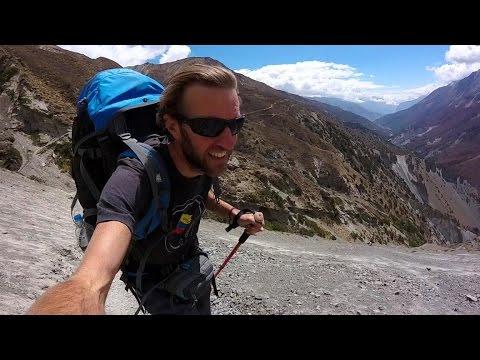 Annapurna Trek, Nepal: The Crazy Hike to Tilicho Lake