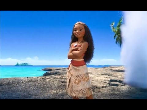 Moana - Maui Mini Movie - Maui Vai Pescar/ Gone Fishing - Legendado