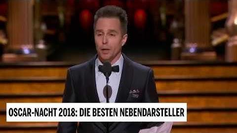 Oscar / Beste Nebendarstellerin