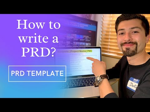Download How to write a PRD? | Walkthrough of PRD Template Example