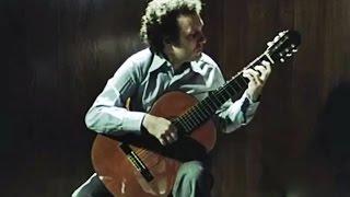 1980 Ernesto Bitetti Spanish Guitar Classic Guitar Guitarra Clásica - Alfonsina y el Mar
