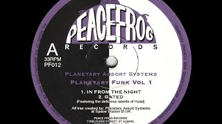 Planetary Assault Systems ‎- In From The Night