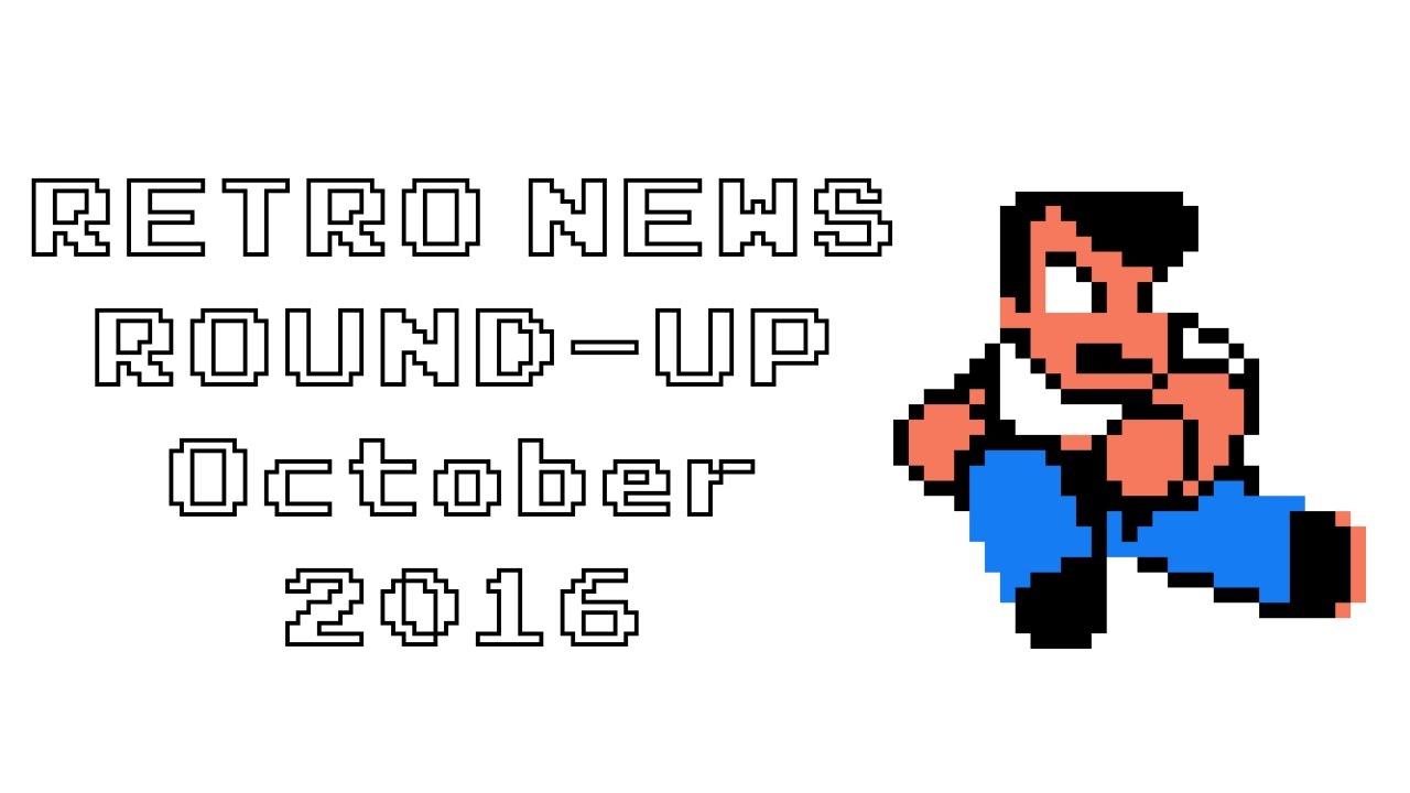 Retro News Round Up – Skirmish Frogs