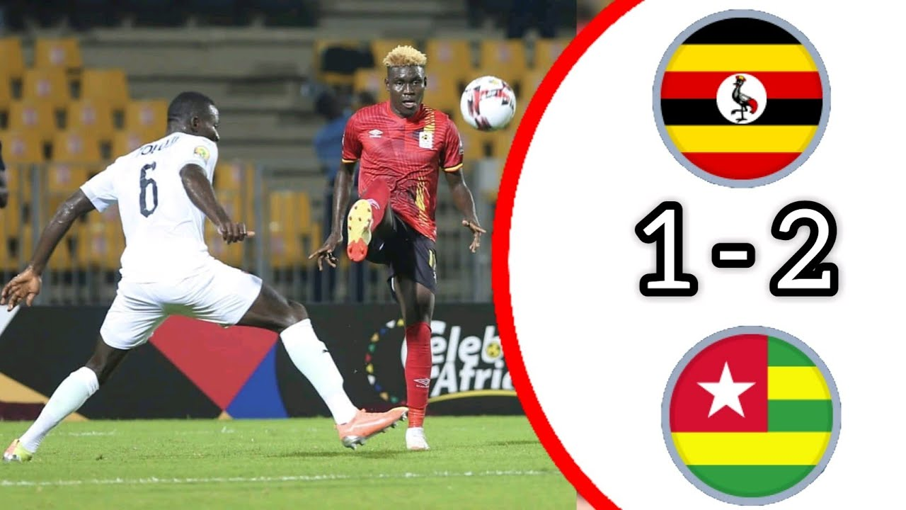 UGANDA VS TOGO 1 - 2/ ALL GOALS AND EXTENDED HIGHLIGHTS/ CHAN 2021
