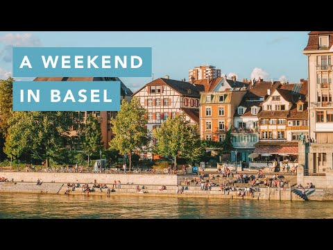 Travel Guide: How to spend a weekend in Basel, Switzerland