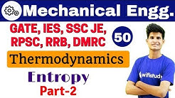 1:10 PM - Mechanical by Neeraj Sir | Thermodynamics | Entropy Part-2