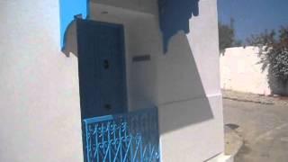 Cиди бу саид(Короткое видео о бело-голубом городке в Тунисе. Сиди бу Саид. Поездка с детьми., 2013-08-20T18:55:16.000Z)