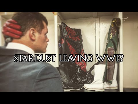 Cody Rhodes (Stardust) leaves WWE
