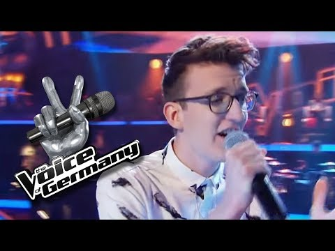 James Bay - Scars | Robin Portmann | The Voice of Germany 2017 | Sing-Offs