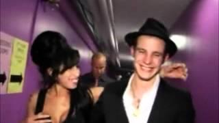 Backstage @ MTV Movie Awards 2007 - Amy Winehouse
