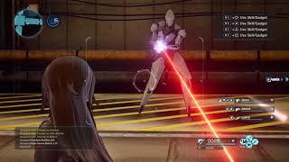 Sword Art Online: Fatal Bullet Gameplay   PS4, XB1, PC
