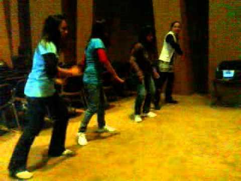 the hip hop girls of ICA-FM Hongkong