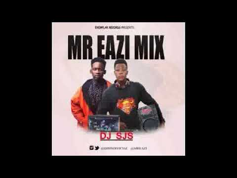 Dj Sjs - Mr Eazi Mix 2016 (OFFICIAL AUDIO)
