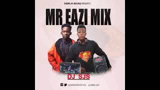 Gambar cover Dj Sjs - Mr Eazi Mix 2016 (OFFICIAL AUDIO)