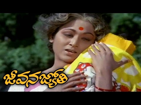 Muddula Maa Babu Video Song (Sad) || Jeevana Jyothi Movie || Shobhan Babu, Vanisree, K Viswanath