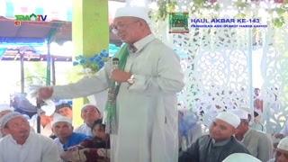 CERAMAH AGAMA GURU DANAU | HAUL AKBAR KE-143 DI PASER BELENGKONG
