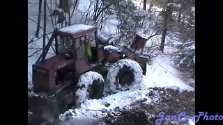 Lesný Kolesový Traktor 81 v akcií *2014* (LKT 81)