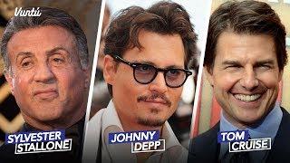 Los 8 actores más ricos del mundo. El #1 podría tener su propio país