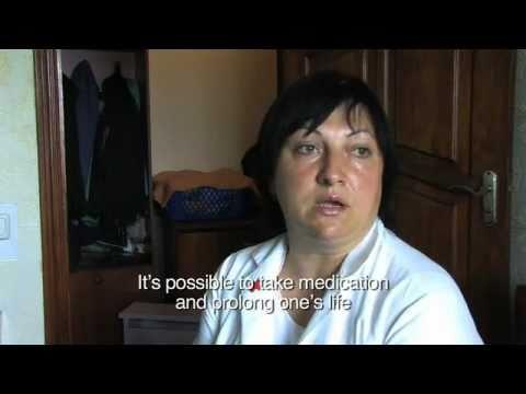 People Like Us: HIV in Ukraine (full version, 20 mins)