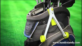 HandyStandy Golf Gadget