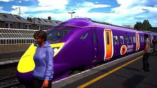 A Jennyruth Train