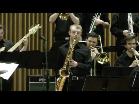 University of Idaho Jazz Band I at Lionel Hampton Jazz Festival