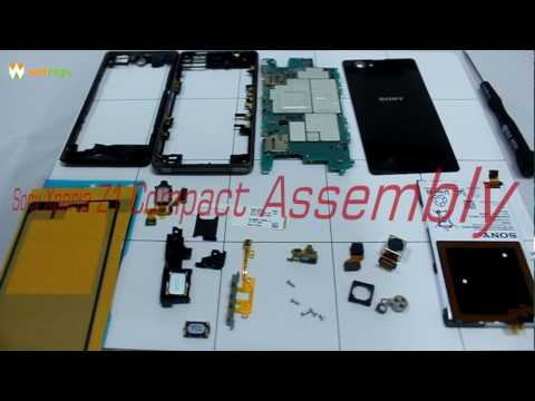 Sony Xperia Z1 Compact Assembly