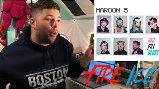 Maroon 5 - Red Pill Blues (REACTION) | Devin Santiago