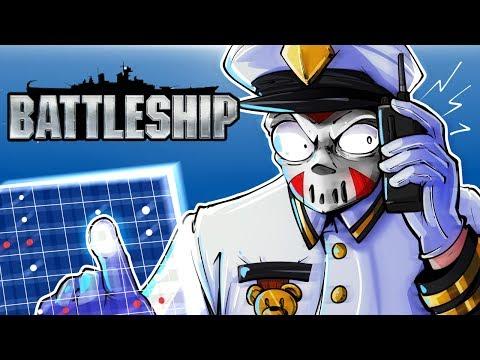 BATTLESHIP - WE BROKE THE GAME! Ship Hide & Seek!